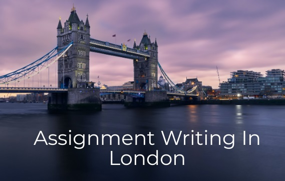 assignment writing in London